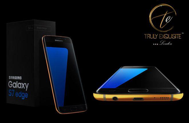 Samsung Galaxy S7 e Galaxy S7 Edge in oro e metalli preziosi