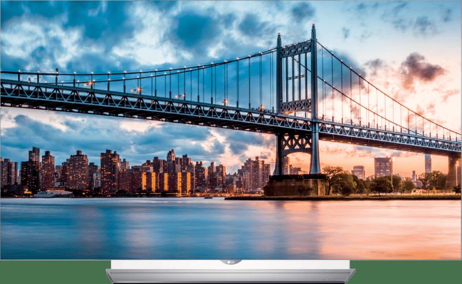 TV OLED LG EF950V