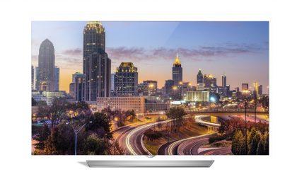LG e i primi TV OLED piatti: 55EF950 e 65EF950V