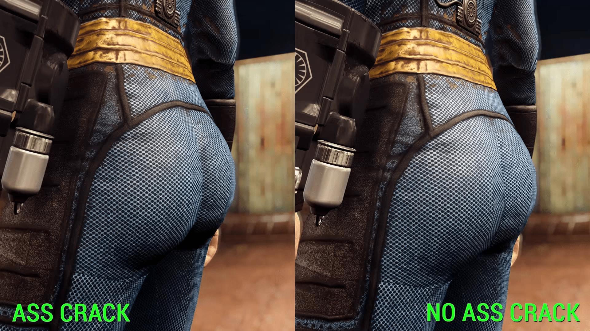 Vault booty