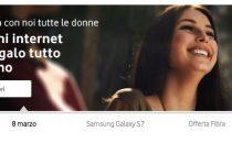 Festa della donna: le promozioni TIM e Vodafone per l8 marzo