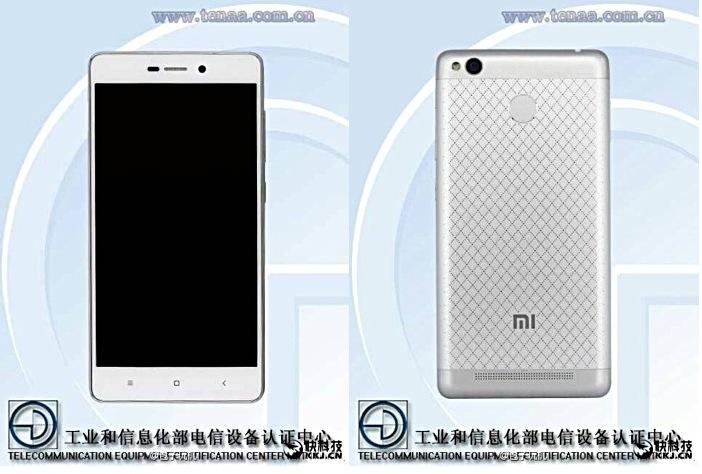 Xiaomi Redmi 3 con lettore d'impronta: prezzo e scheda