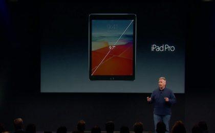 iPad Pro 9.7″: prezzo, scheda e uscita del nuovo tablet