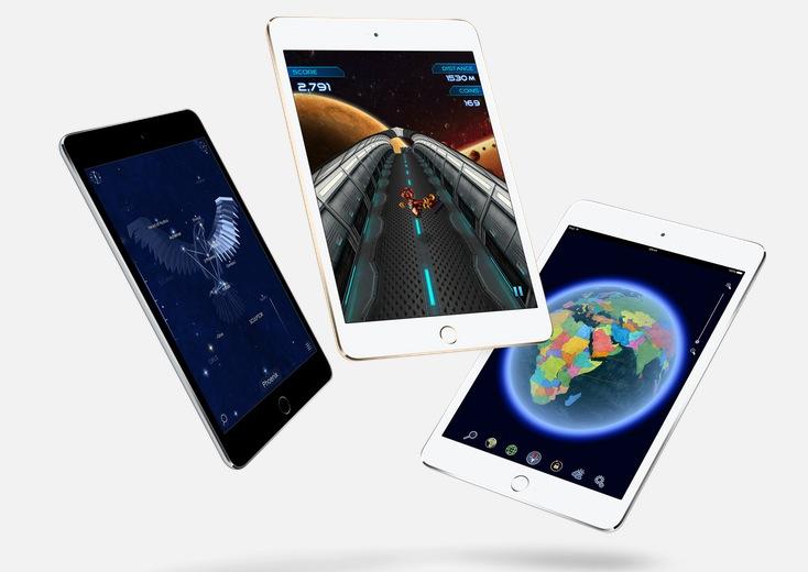 Tutti gli iPad presentati finora da Apple dal primo al Pro da 9.7″