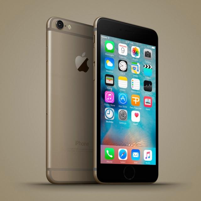 iPhone 6c oro