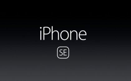 iPhone SE: spiegato il significato della sigla