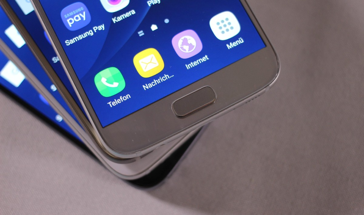 Samsung Galaxy S7 Vs iPhone 6S: il confronto