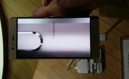 Il design del nuovo Huawei P9