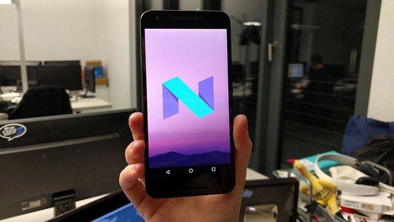 Android N supporterà gli schermi 3D Touch