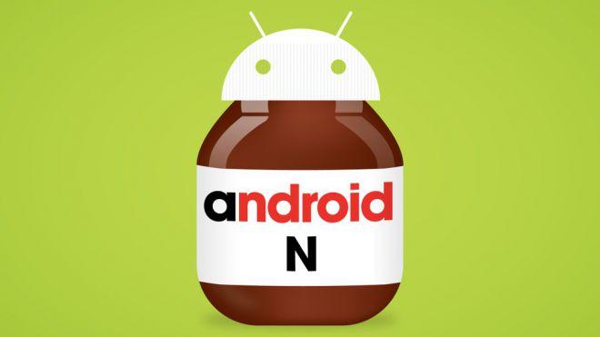 Android 7.0 N (Nutella?): le novità del nuovo sistema operativo
