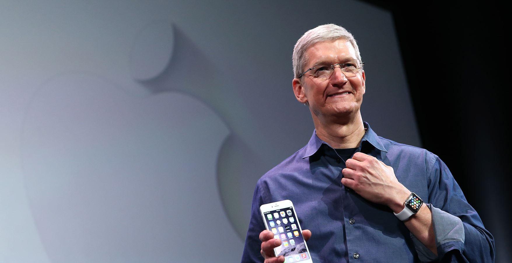 Apple, calo delle vendite di iPhone per la prima volta