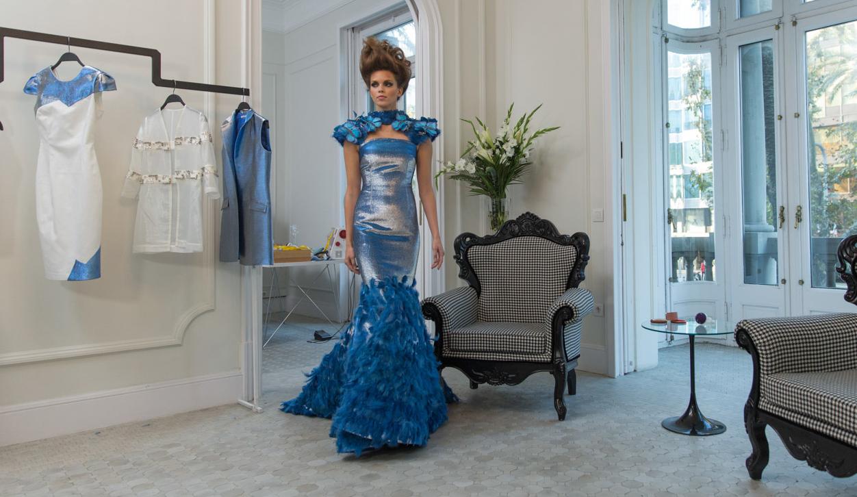 Butterfly Dress, l'abito intelligente con Intel Edison