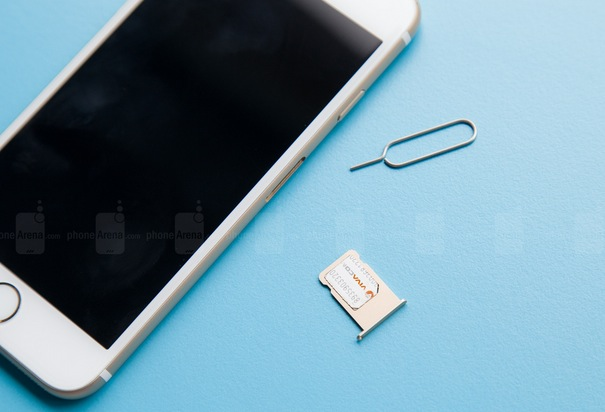 Come inserire nano sim in iphone