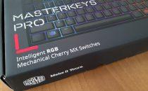 MasterKeys Pro L: recensione della tastiera per il gaming