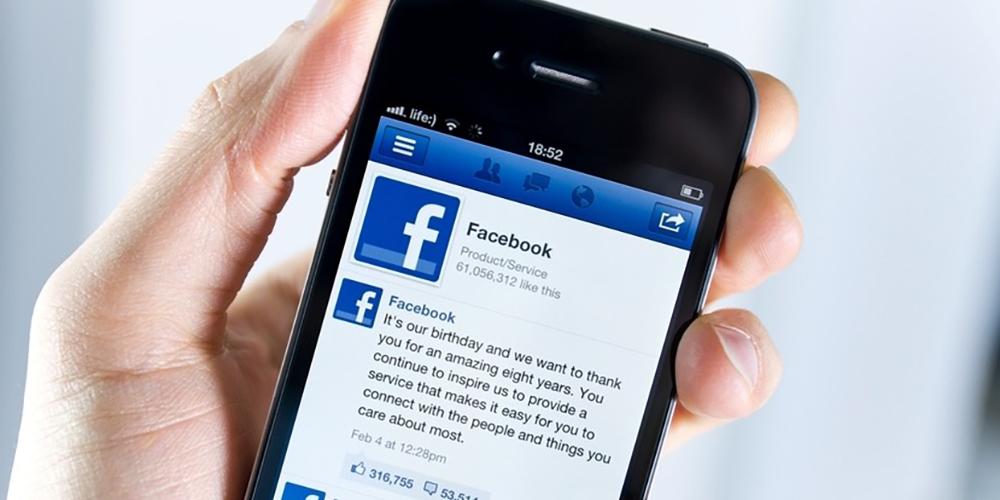Facebook indicizzerà gli articoli in base al tempo di lettura