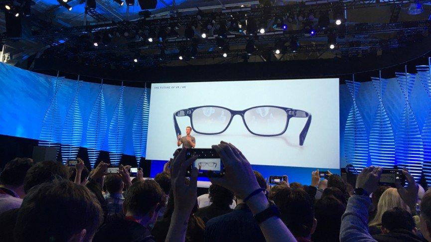 Facebook e VR e AR
