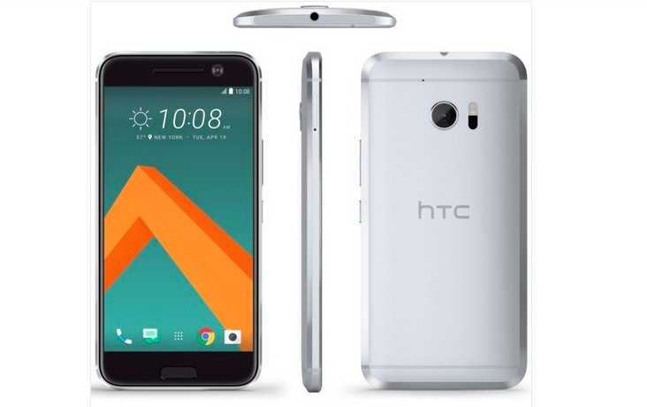HTC One M10 design