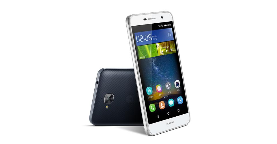 Huawei Enjoy 5 fronte e retro