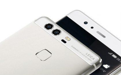 Huawei P9 Vs iPhone 6S: il confronto