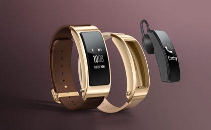 Huawei TalkBand B3 prezzo e scheda tecnica dell'auricolare/smartband
