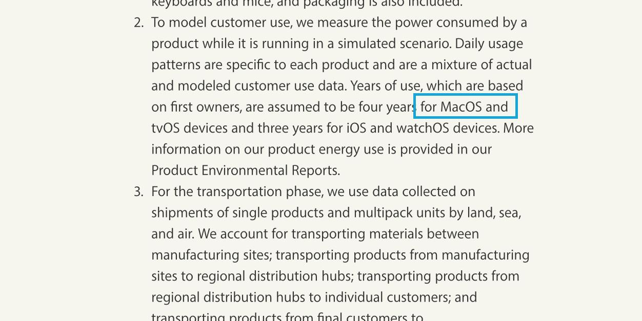MacOS indiscrezione Apple