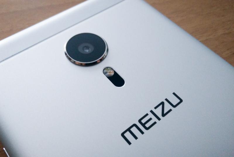 Meizu Pro 5 fotocamera posteriore