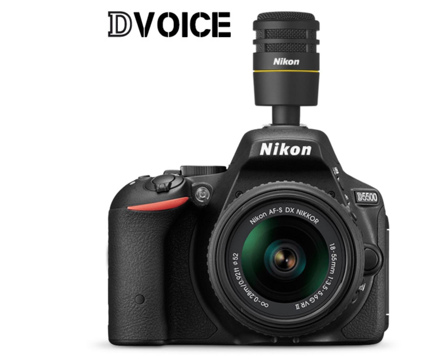 Nikon DVOICE