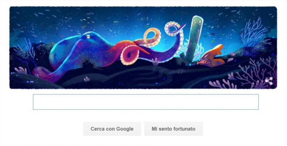 Giornata della Terra 2016: Google la celebra con Doodle multiplo