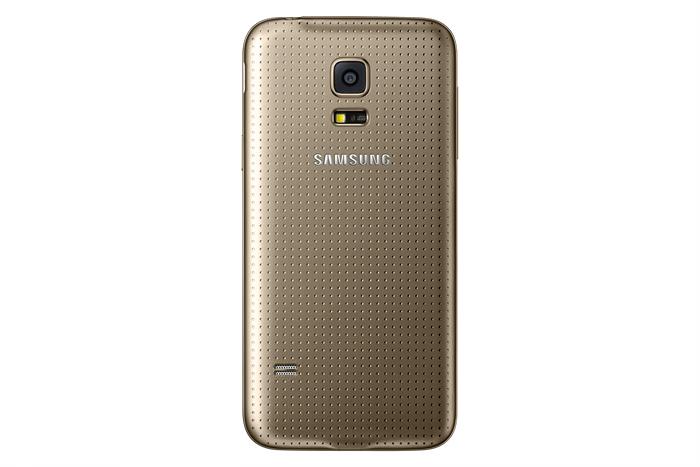 Samsung Galaxy S5 Mini oro