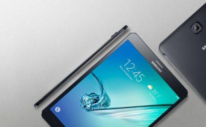 Samsung Galaxy Tab S2 8.0 e 9.75 migliorati in uscita: prezzi e scheda