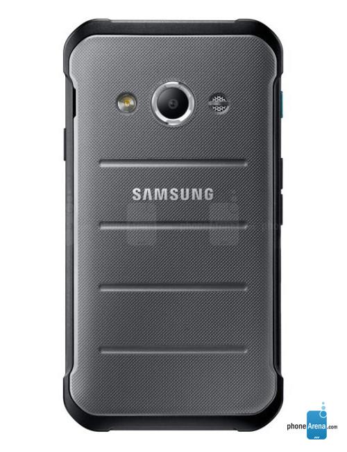 Samsung Galaxy XCover 3 retro