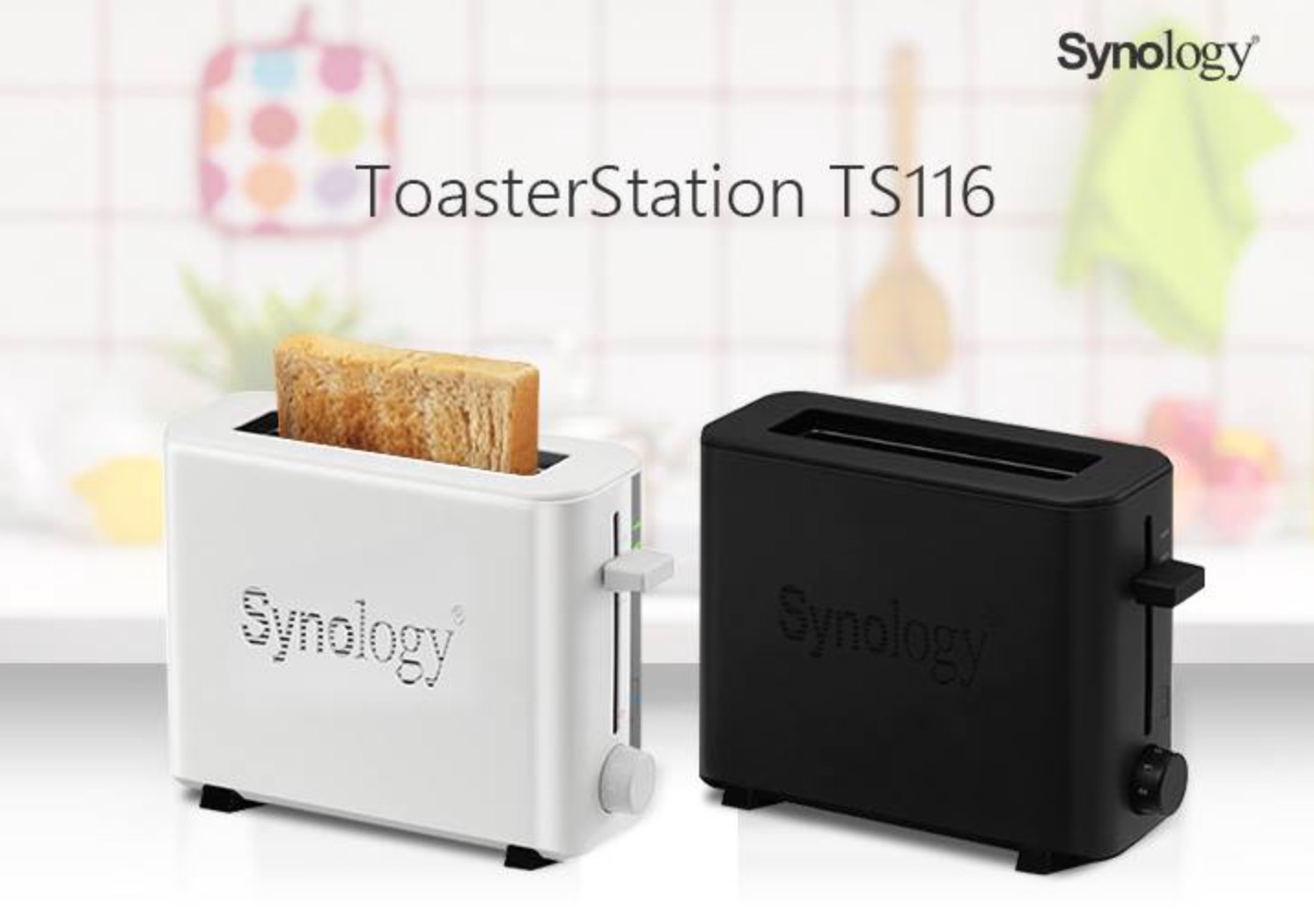 Synology ToasterStation