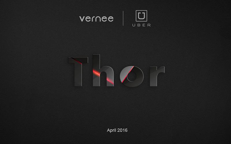 Thor Vernee