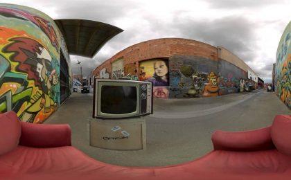 YouTube: video in diretta streaming a 360 gradi e audio immersivo