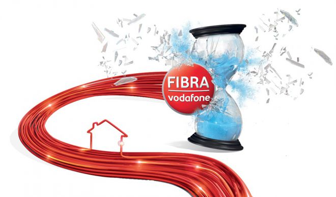 Vodafone 500 Mega: prezzi e piani con la fibra ottica