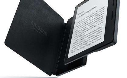 Kindle Oasis: prezzo e scheda del migliore ereader di sempre