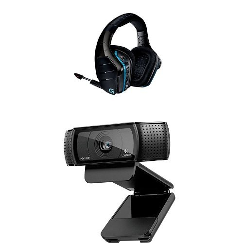 webcam cuffie