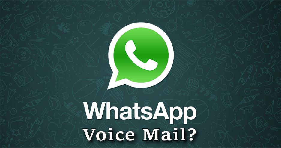 WhatsApp introdurrà la segreteria telefonica