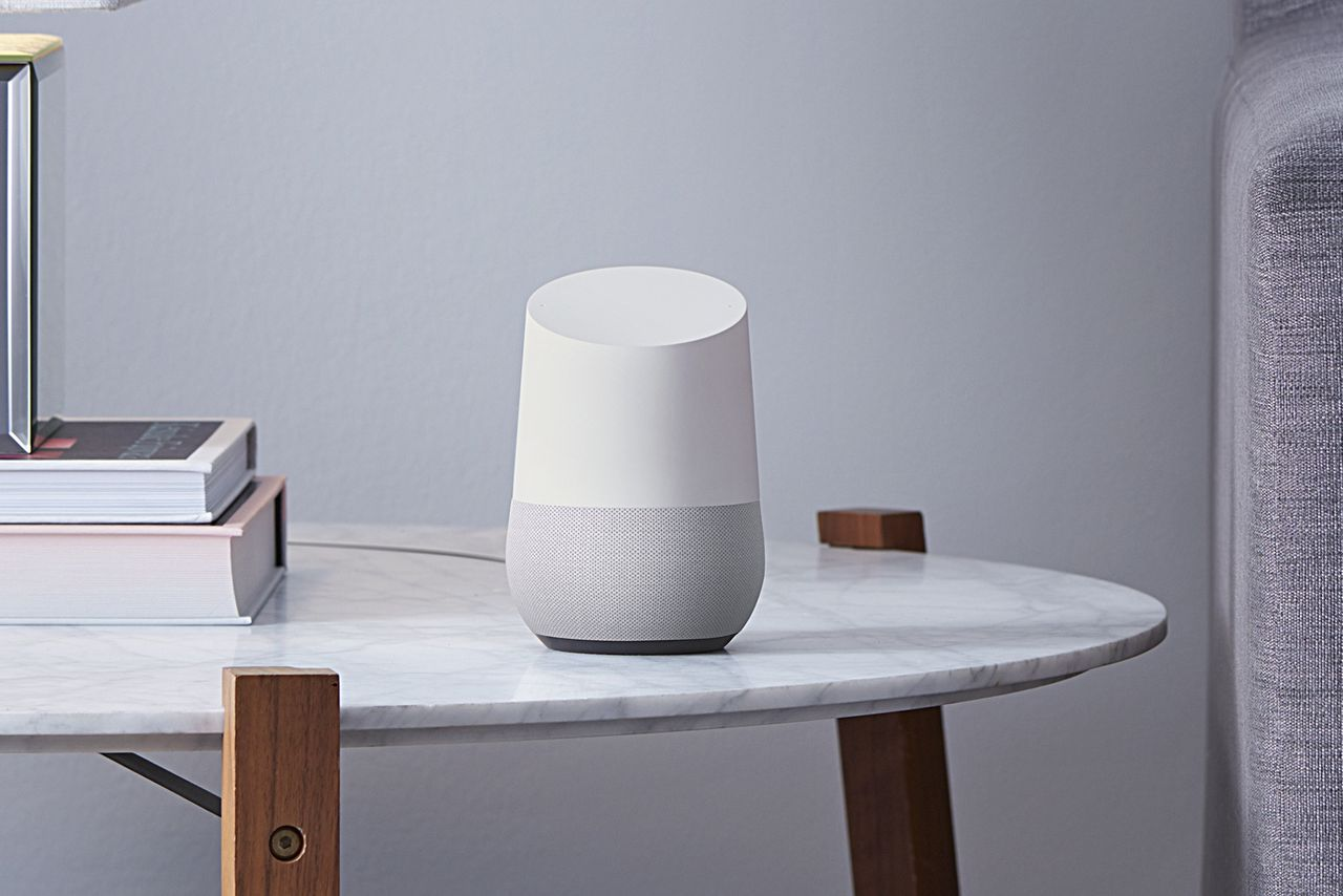 Assistente vocale Google Home