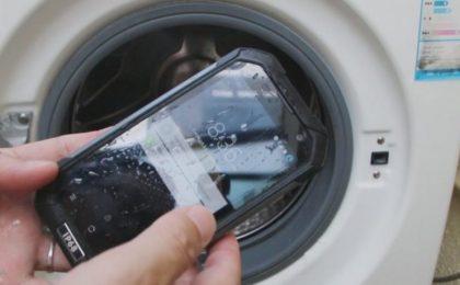 Blackview BV6000: lo smartphone che resiste alla lavatrice