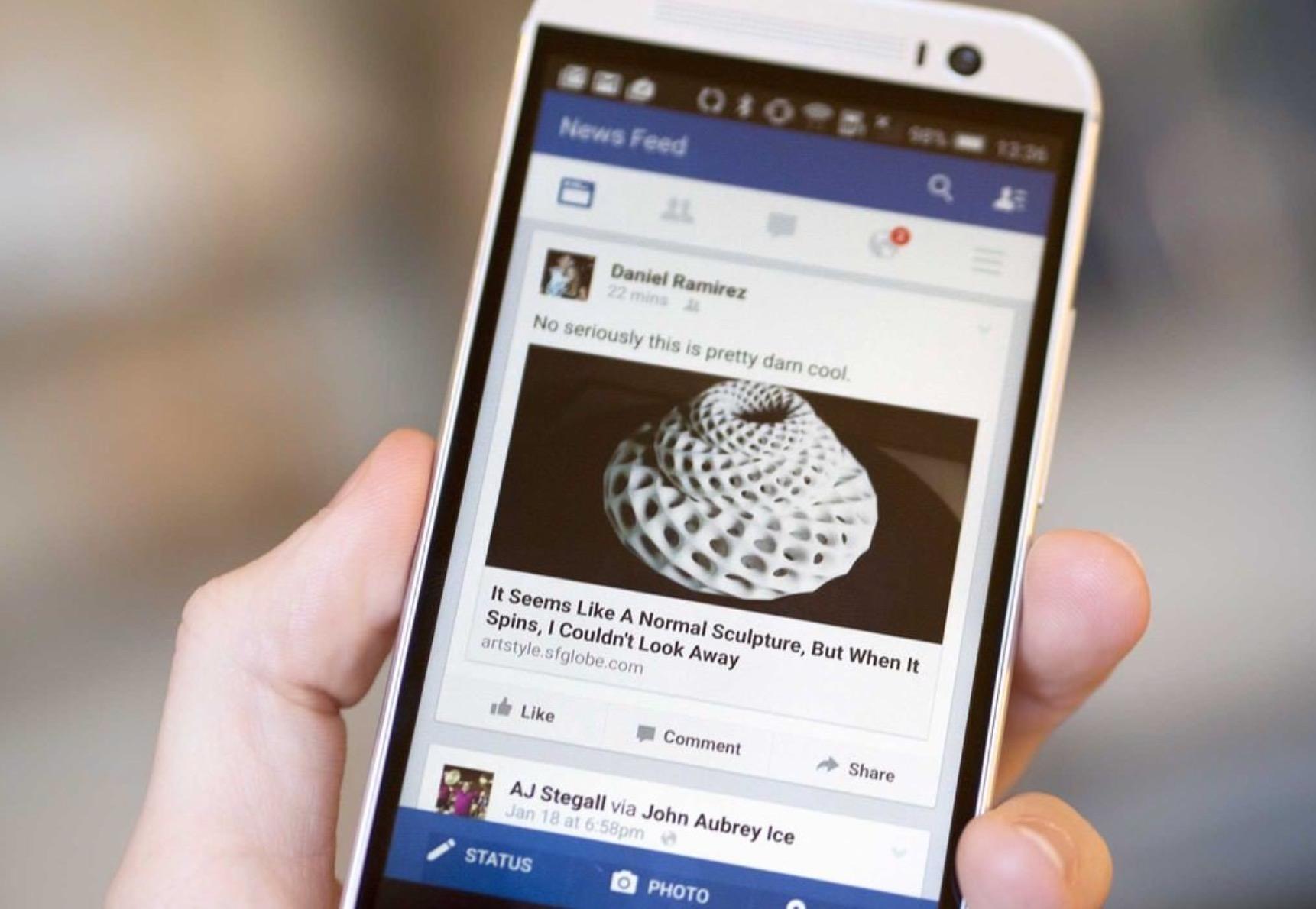 Facebook, il News Feed sarà personalizzabile