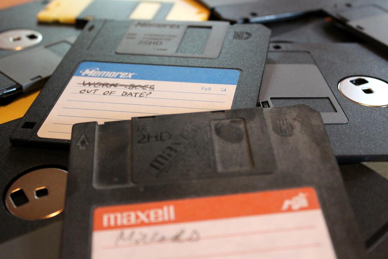 Floppy disk di ultima generazione