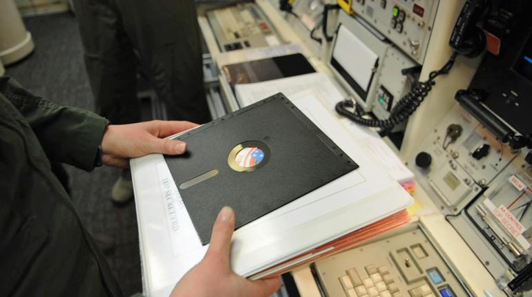 Floppy disk, dalla nascita all'attuale utilizzo del Pentagono