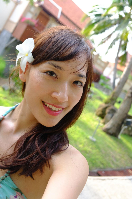 Fujifilm X70 selfie
