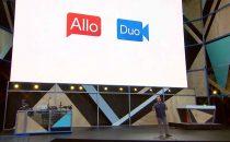 Google presenta Allo e Duo, messaggi e video crittografati