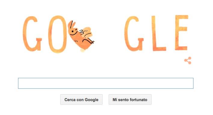 Google Doodle Festa Mamma 2015