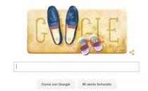 Google Doodle per la Festa della Mamma 2016 con il logo personalizzato
