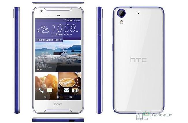 HTC Desire 628 in uscita: la scheda tecnica rivelata