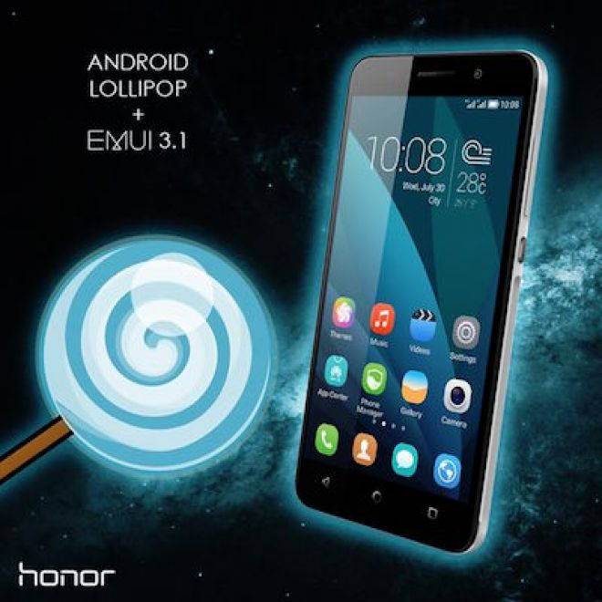 Honor 4X in aggiornamento a Android 6.0 Marshmallow