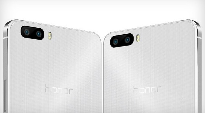 Honor V8 render